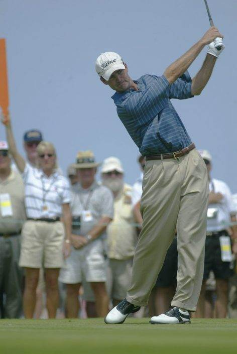 Tee Shot - 2004 US Open Golf