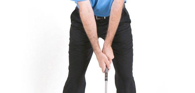 golf swing alignment aides