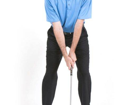 golf swing alignment