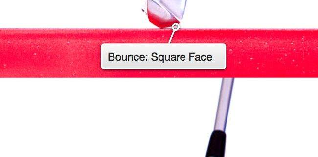 sand wedge design bounce angle