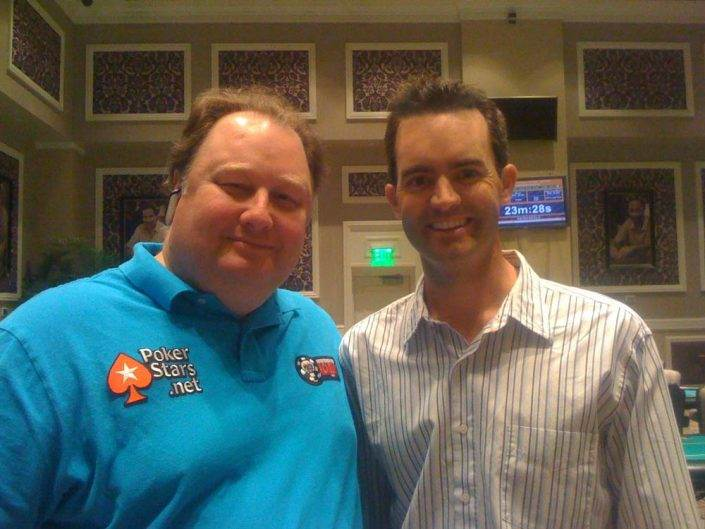 Poker with Greg Raymer in Las Vegas