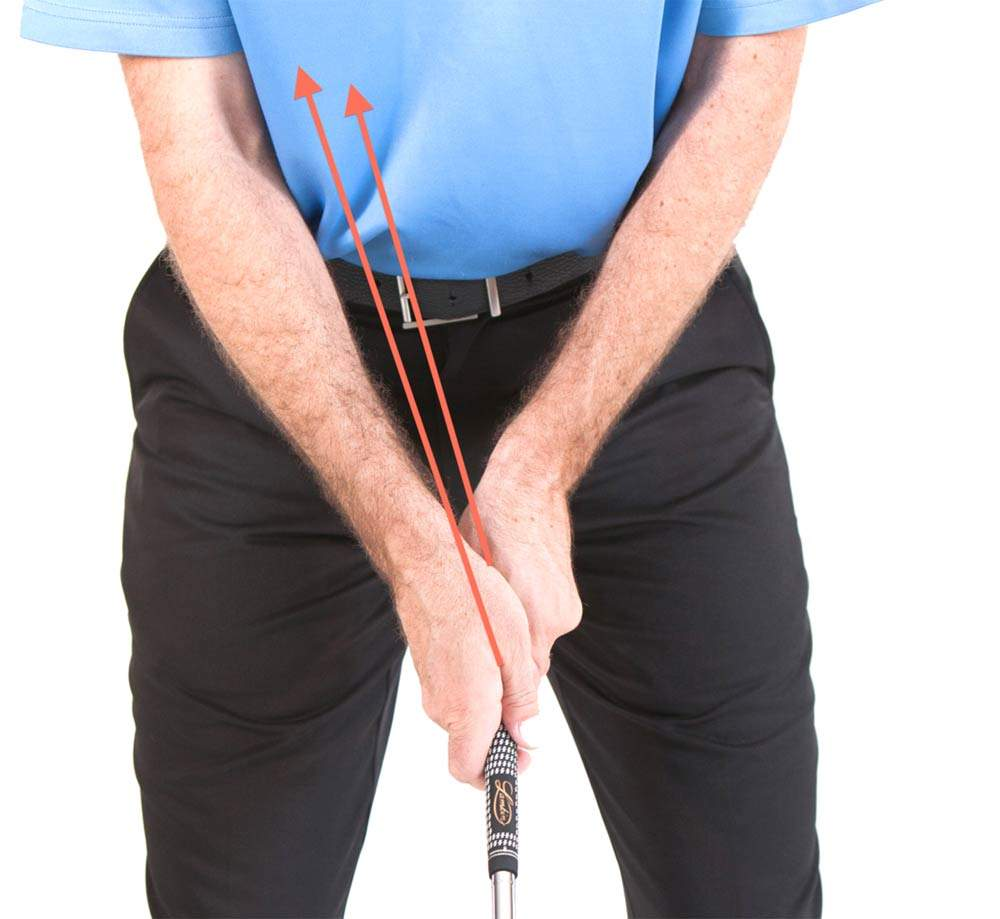 Gripping a Golf Club Correctly