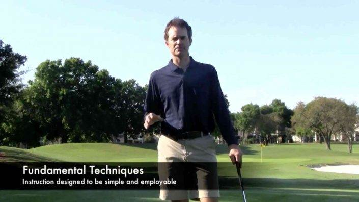 learning golf online
