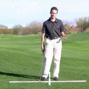 pitch shot distance control