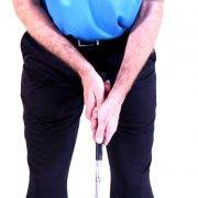 common putting grips