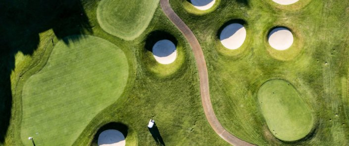 golf course clustering